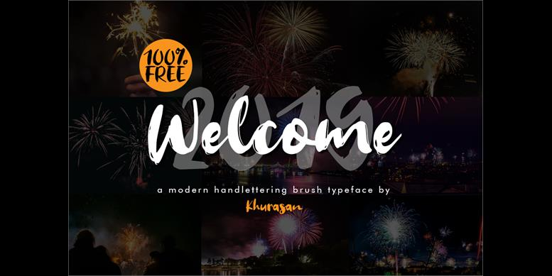Thumbnail for Welcome 2019