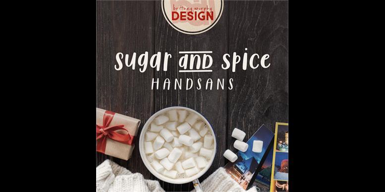 Thumbnail for Sugar & Spice HandSans