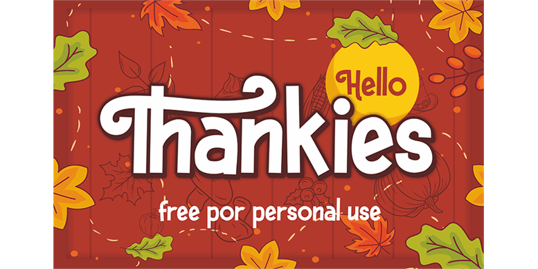 Thumbnail for Hello Thankies