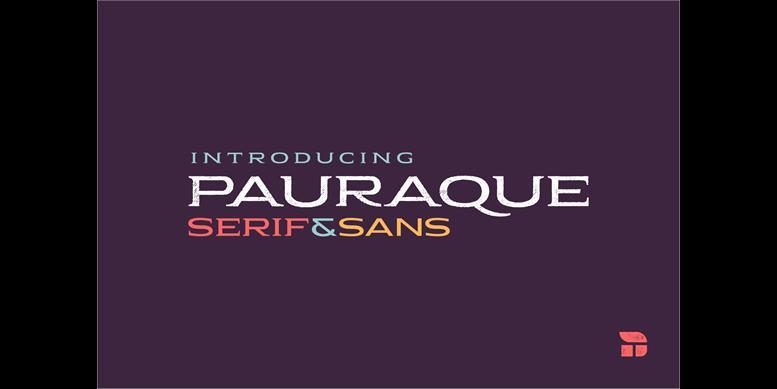 Thumbnail for Pauraque_Serif_Rough