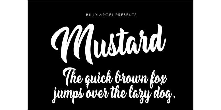Thumbnail for Mustard Personal Use