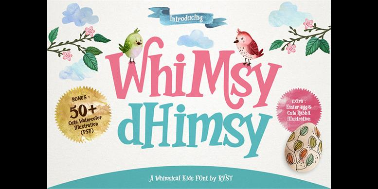 Thumbnail for Whimsy Dhimsy