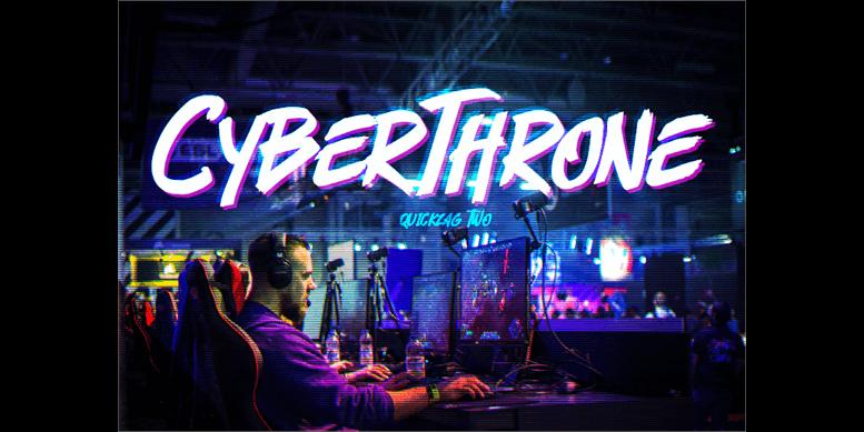 Thumbnail for Cyberthrone