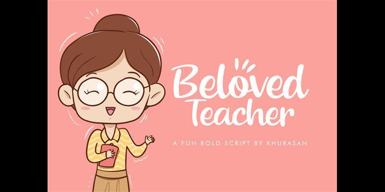 Thumbnail for Beloved Teacher