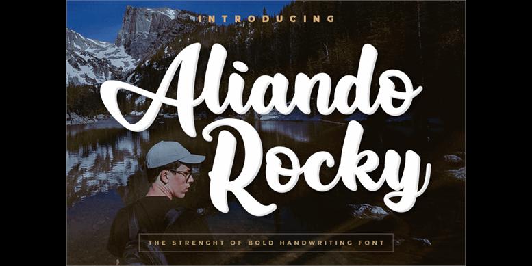 Thumbnail for Aliando Rocky