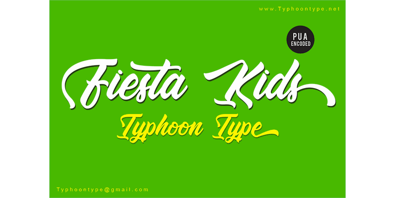 Thumbnail for Fiesta Kids - Personal Use