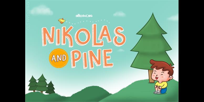 Thumbnail for Nikolas & Pine