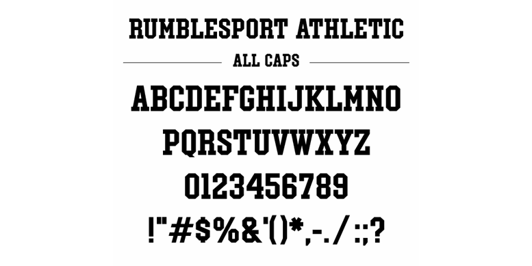 Thumbnail for Rumblesport Athletic
