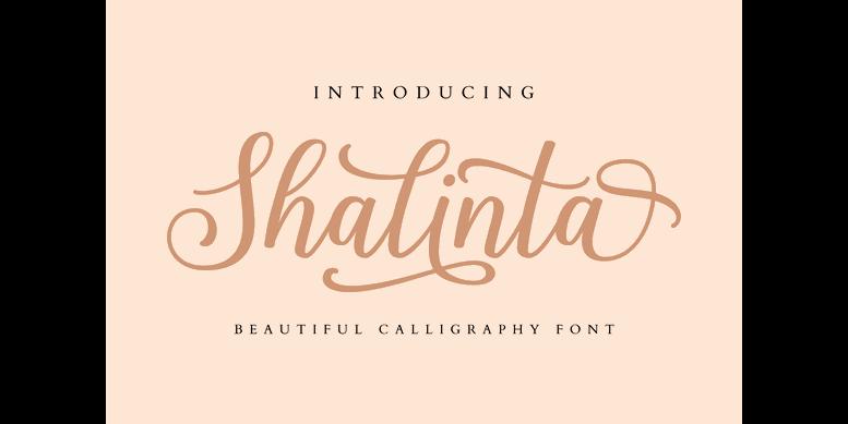 Thumbnail for Shalinta