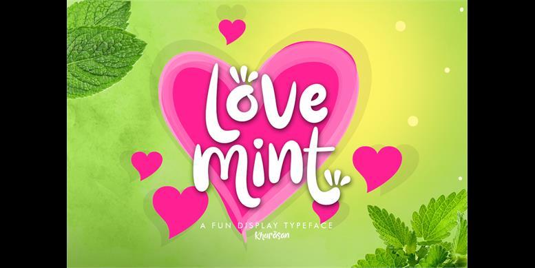 Thumbnail for Love Mint