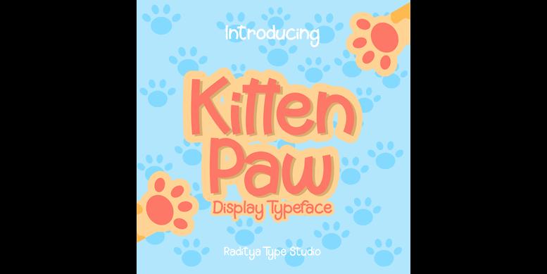 Thumbnail for Kitten Paw