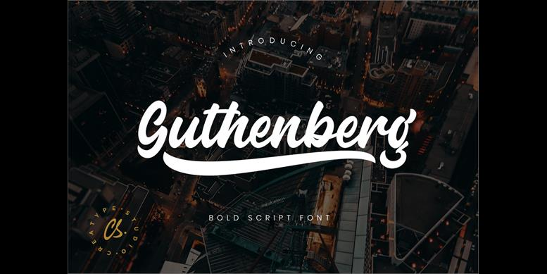 Thumbnail for Guthenberg