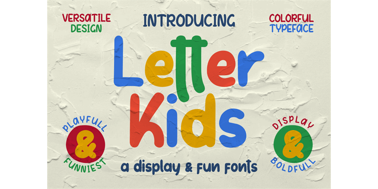 Thumbnail for Letter Kids