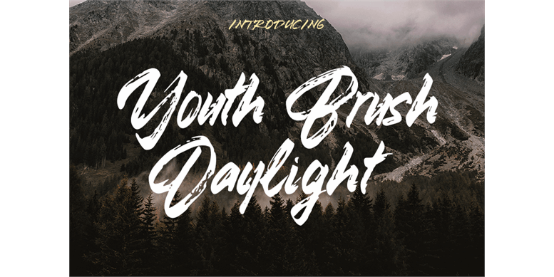 Thumbnail for Youth Brush Daylight