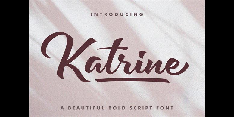 Thumbnail for Katrine