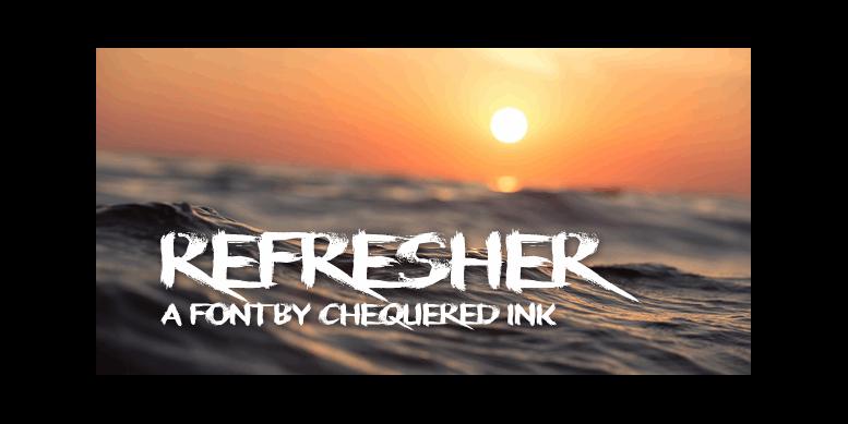 Thumbnail for Refresher