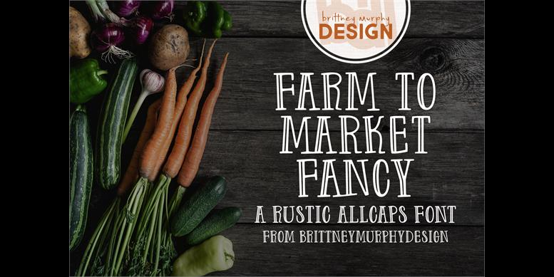 Thumbnail for Farm to Market Fancy