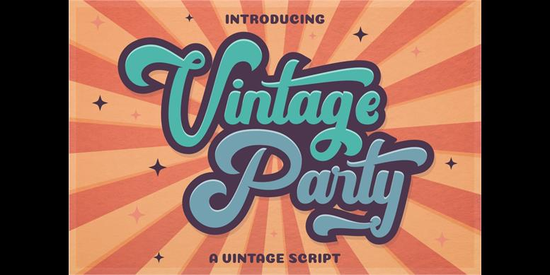 Thumbnail for Vintage Party FreeVersion