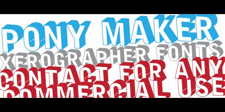 Thumbnail for Pony Maker