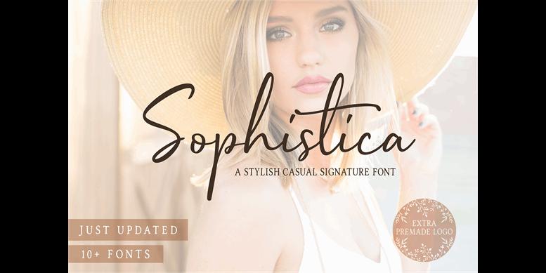 Thumbnail for Sophistica 1
