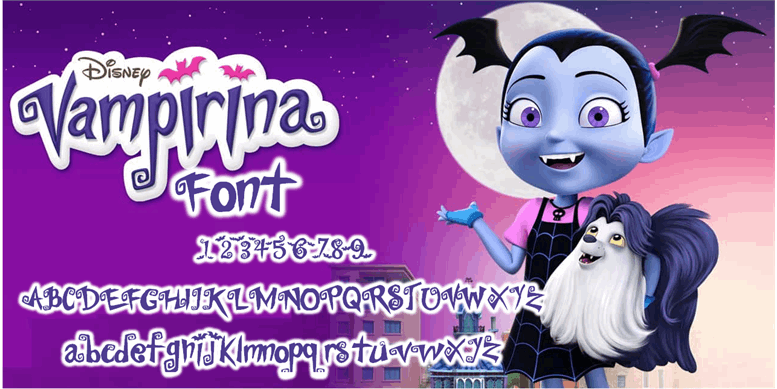 Thumbnail for Vampirina