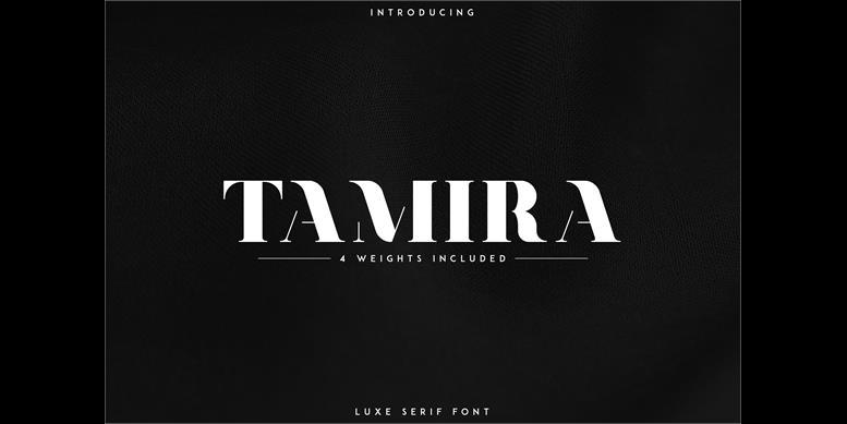Thumbnail for Tamira