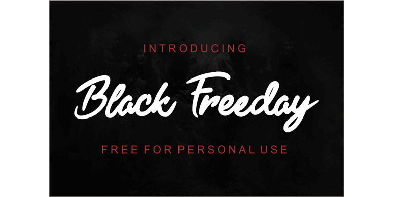 Thumbnail for Black Freeday