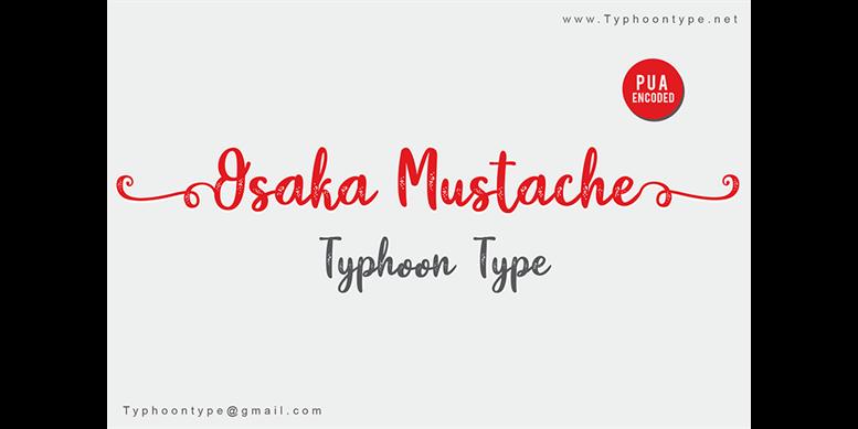 Thumbnail for Osaka Mustache - Personal Use