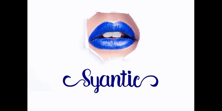 Thumbnail for Syantic
