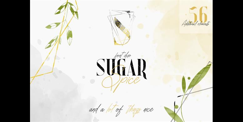 Thumbnail for SUGAR SPICE