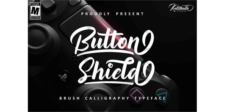 Thumbnail for Button Shield Personal Use Only