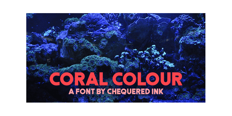 Thumbnail for Coral Colour