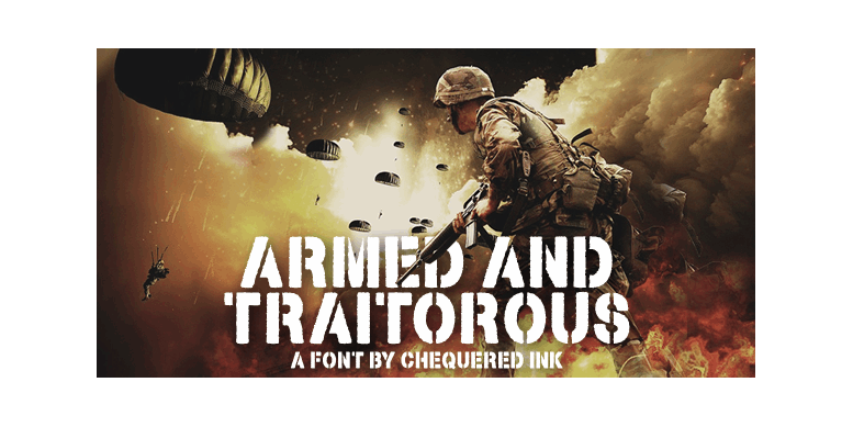 Thumbnail for Armed and Traitorous