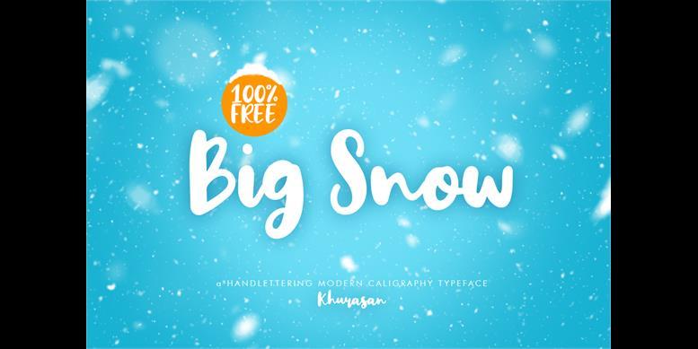 Thumbnail for Big Snow