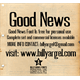 Thumbnail for GOOD NEWS PERSONAL USE
