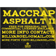 Thumbnail for maccrap asphalt II PERSONAL USE