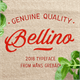 Thumbnail for Bellino PERSONAL USE ONLY