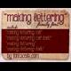 Thumbnail for Making Lettering_DEMO