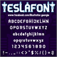 Thumbnail for TESLAFONT