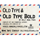 Thumbnail for OLD TYPE PERSONAL USE