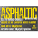 Thumbnail for ASPHALTIC SCRATCH ROUNDED PERSO