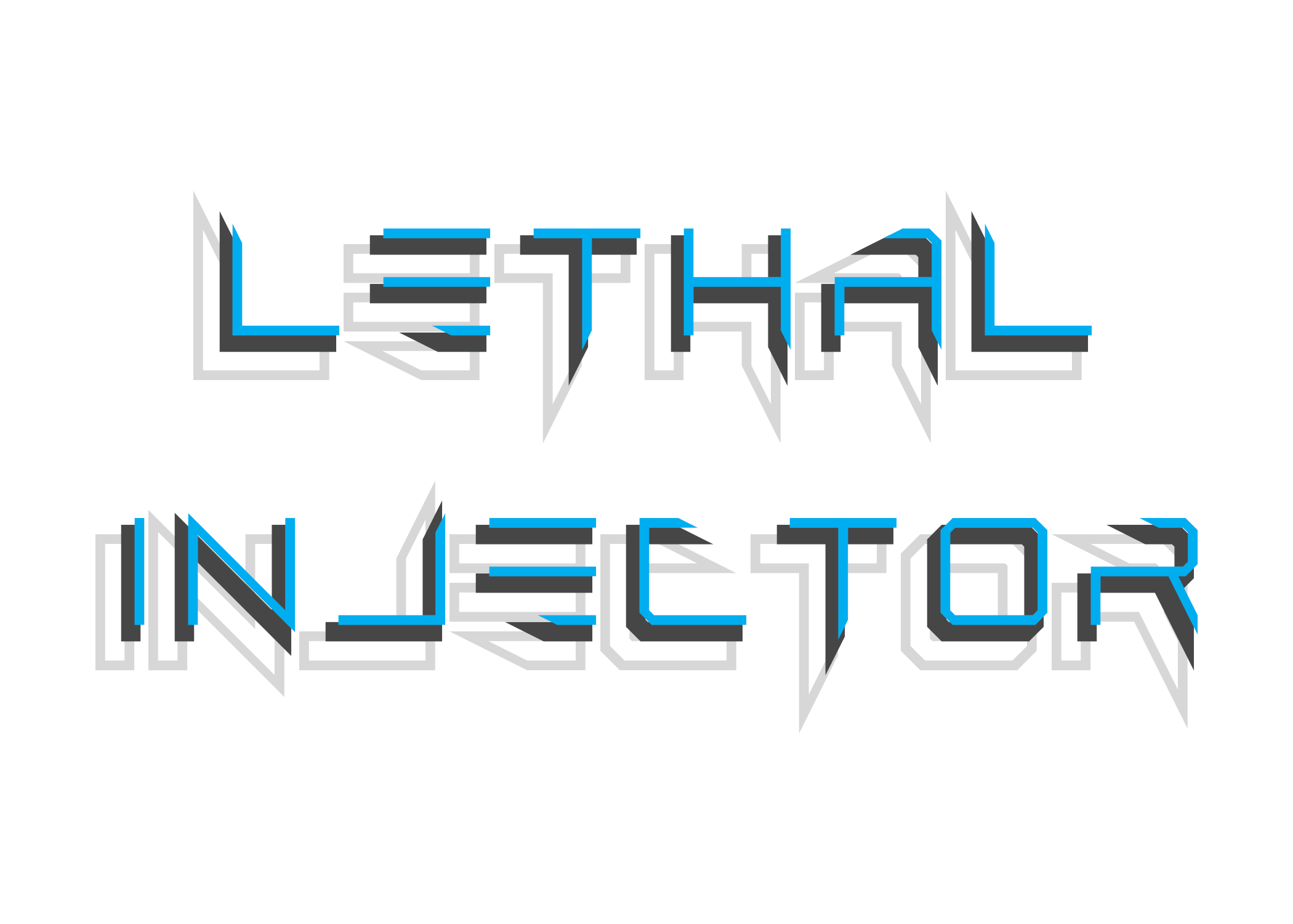 Lethal Injector Bold Font - FontSpace