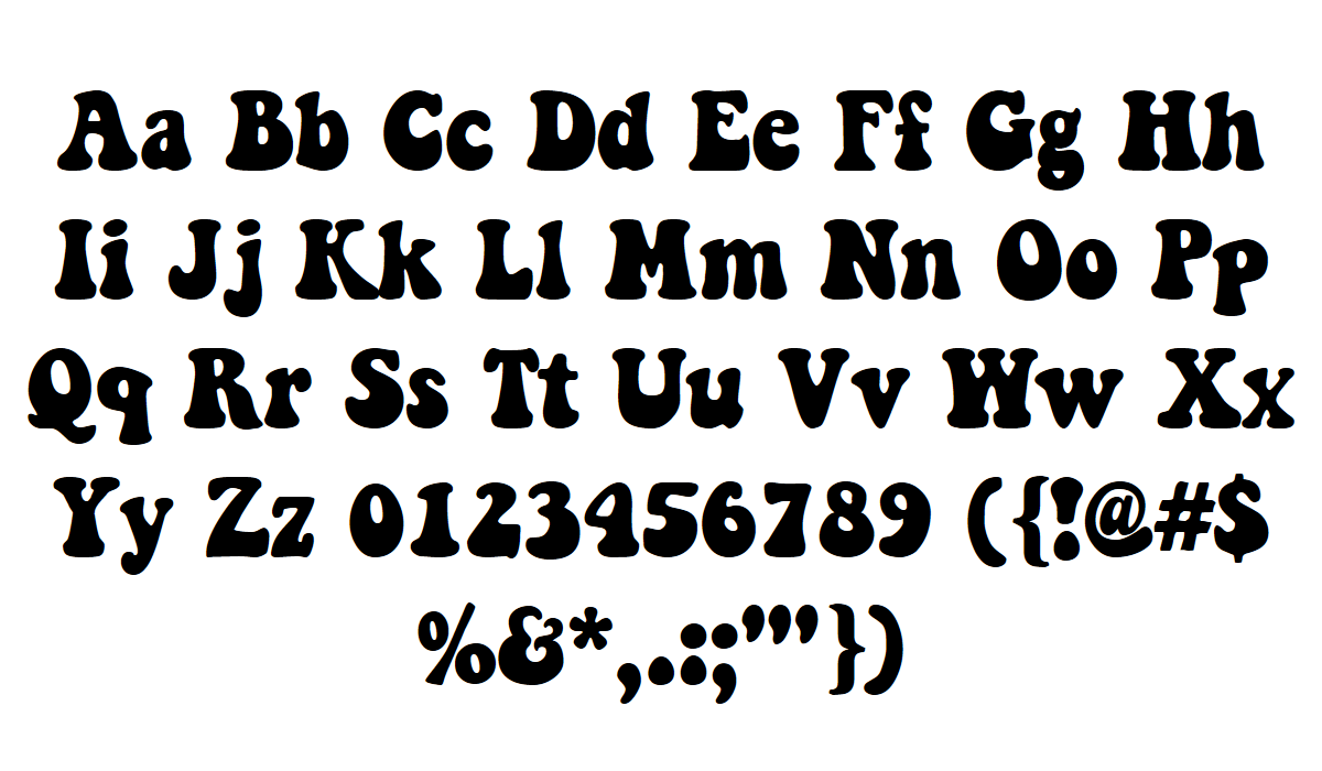 Keep on Truckin'FW Font - FontSpace