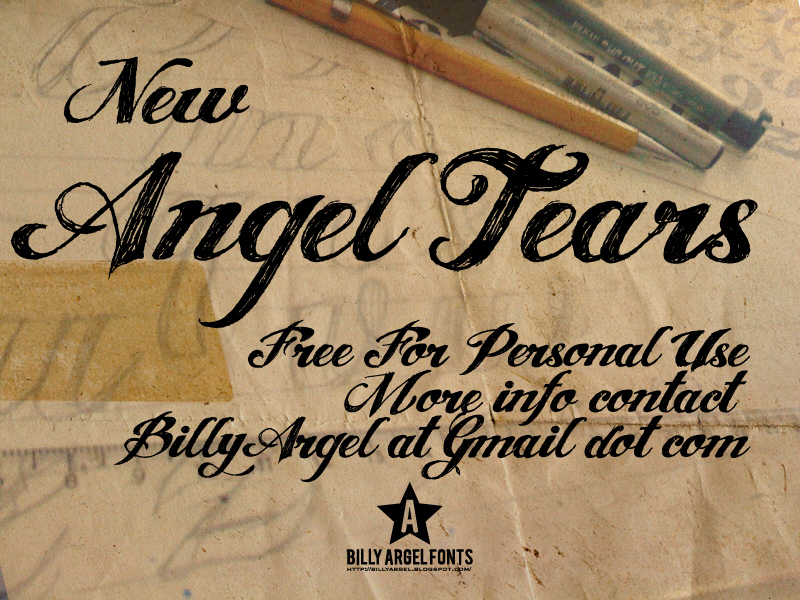 769 Free Lettering Fonts (Page 2) - FontSpace