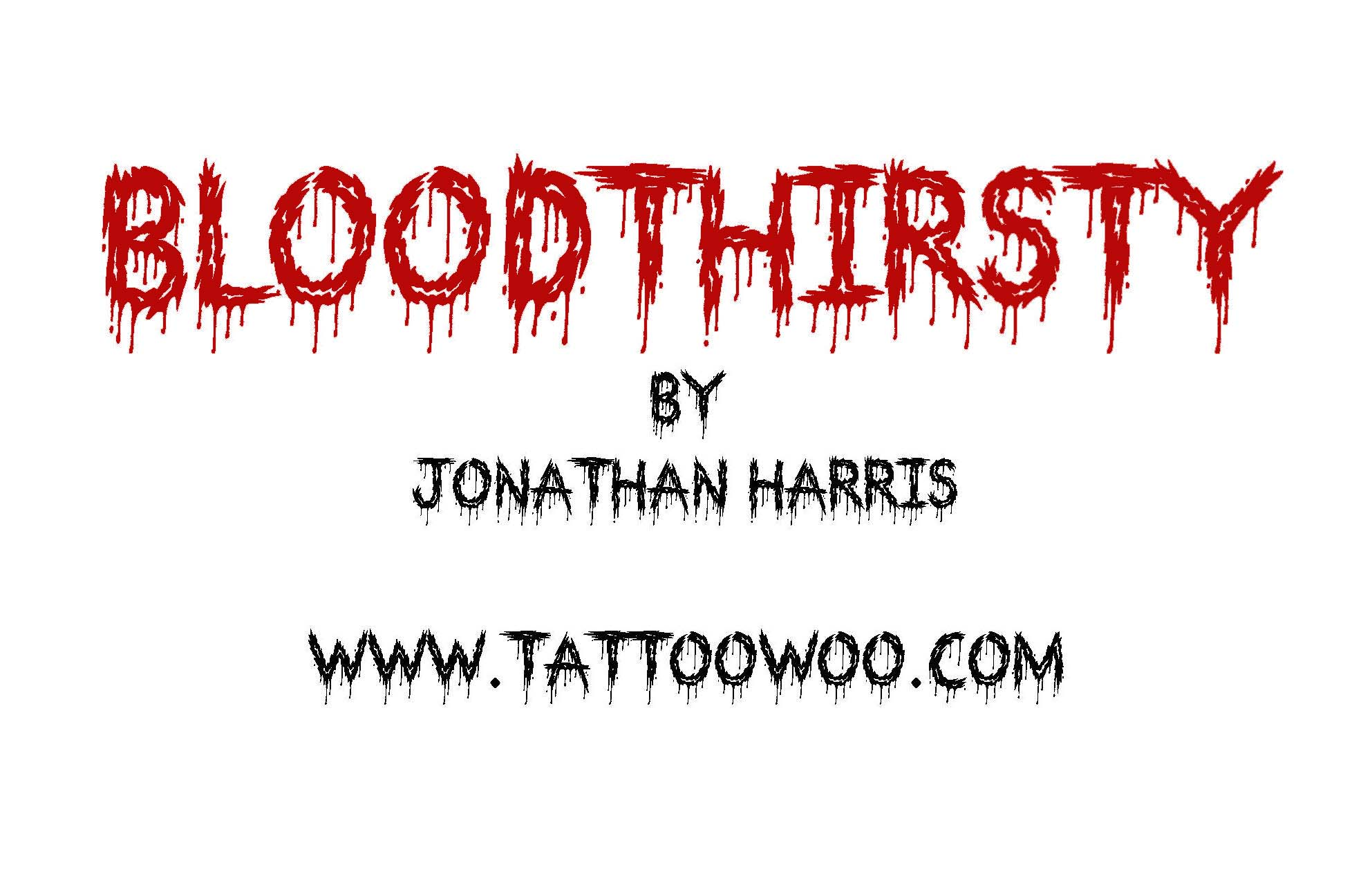 Blood Fonts - Download 86 free styles - FontSpace
