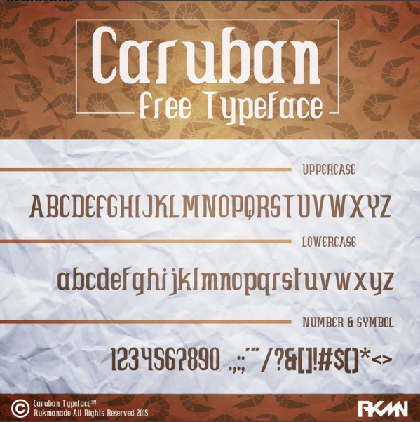 Java Fonts - Download 10 free styles - FontSpace