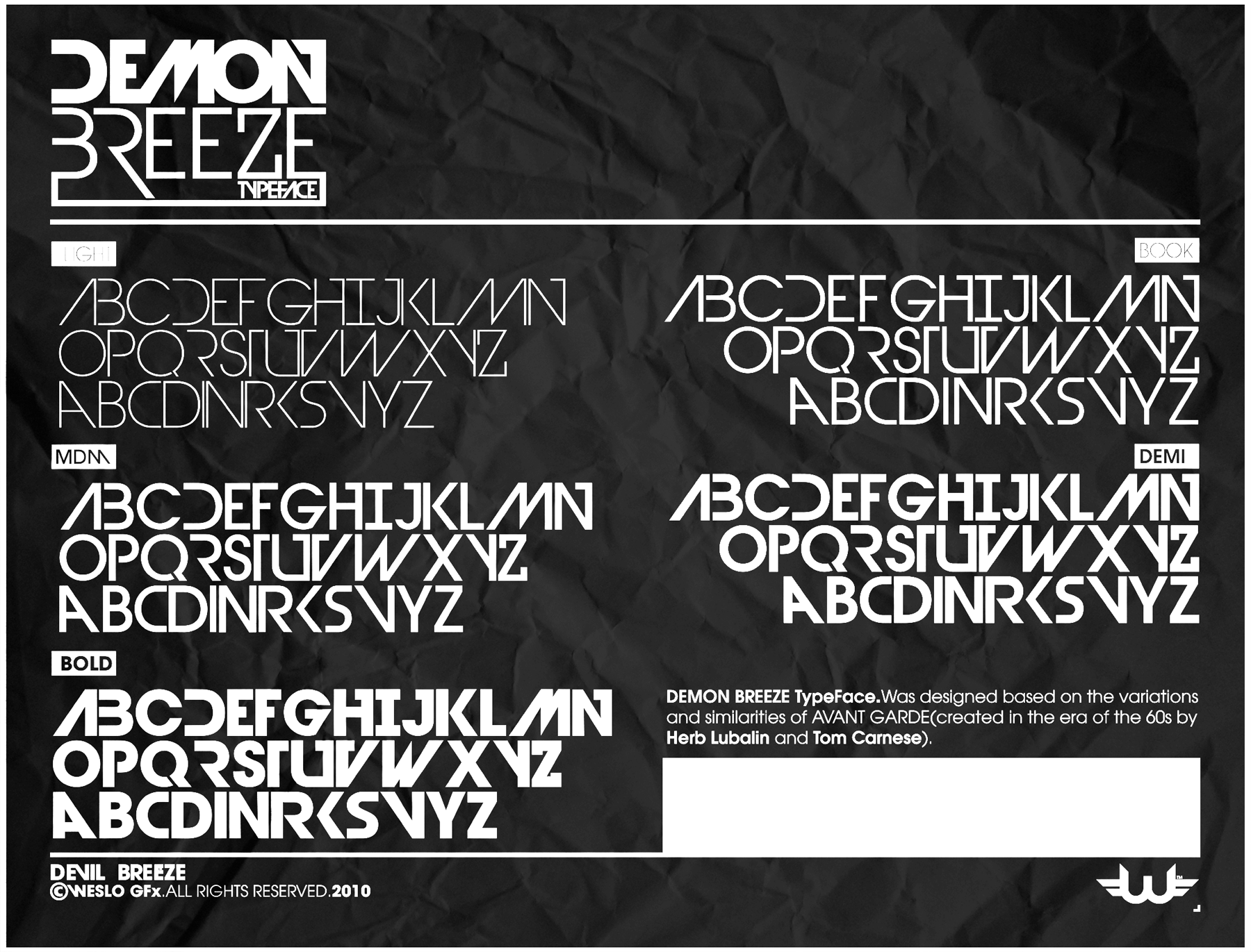 Devil Fonts - Download 28 free styles - FontSpace