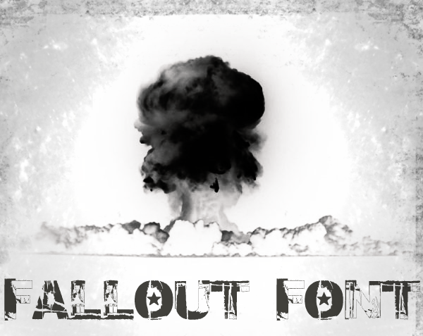 Fallout Fonts - Download 5 free styles - FontSpace