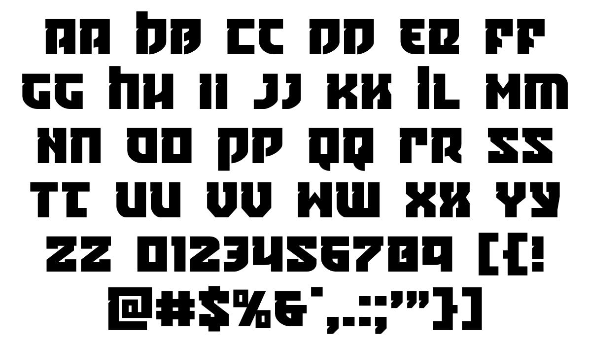 Crazy Ivan Font - FontSpace