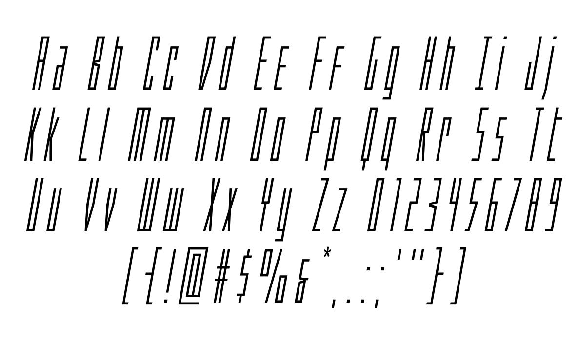 Italic Font Fontspace Chekharda Bold Italic Font